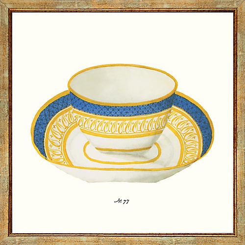 , British Teacups IV