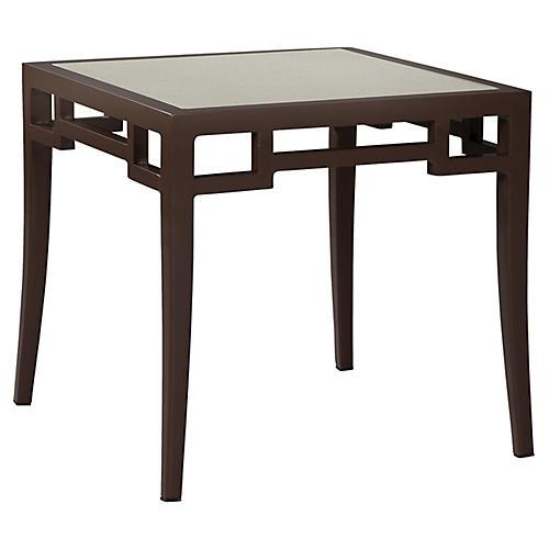 Redington Side Table, Brown