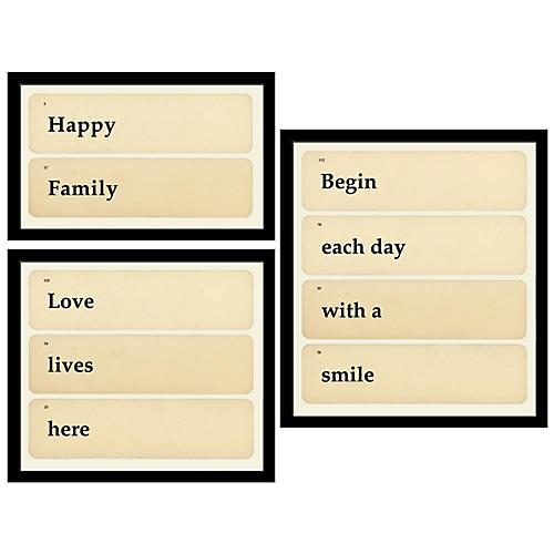 Smith & Co., Flashcards: Happy, Love, Begin