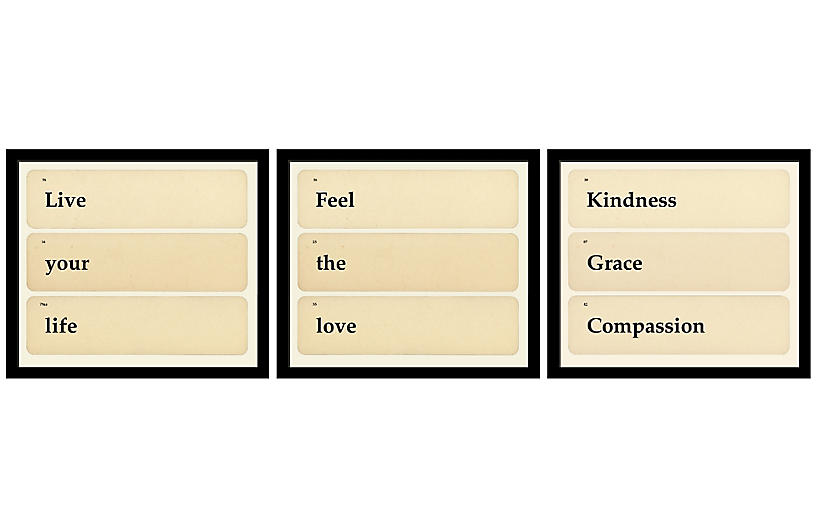 Smith & Co., Flashcards: Feel, Live, Kindness