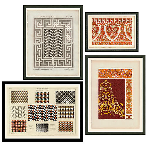 Smith & Co., S/4 Patterns