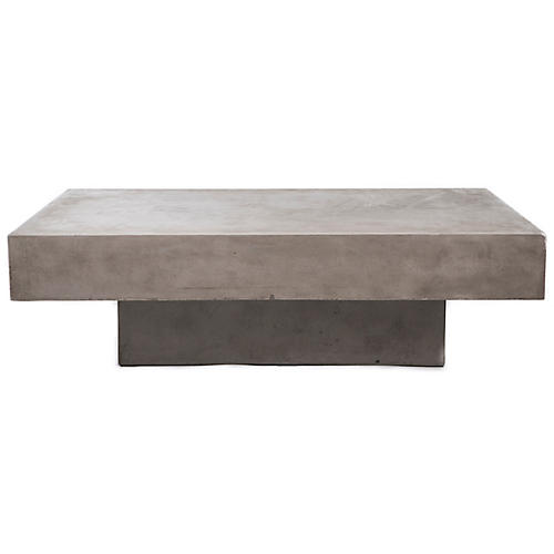 Oslo Coffee Table, Gray