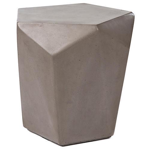Malmo Side Table, Gray