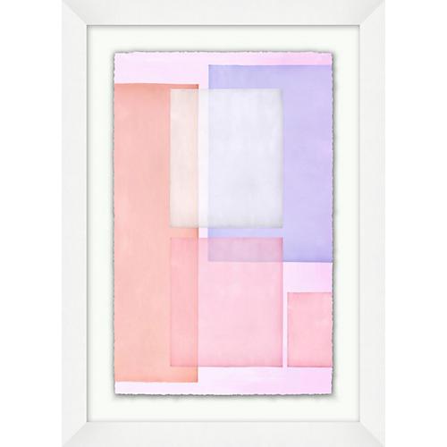 Pastel Layers IV
