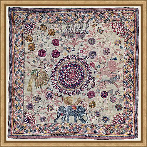 Bengali Quilt