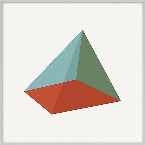 Pastel Geometric XVIII