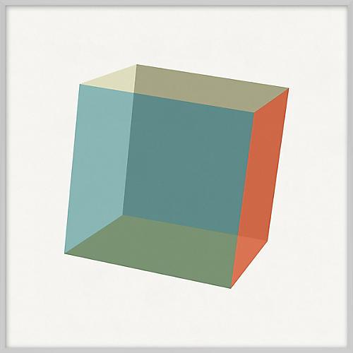 Pastel Geometric XXIV