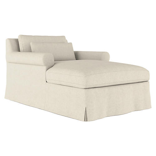Ludlow Chaise, Oyster