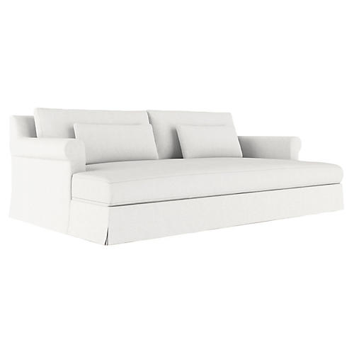Ludlow Daybed, Blanc