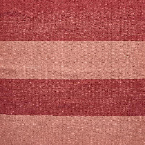 Palisades Rug, Red/Natural