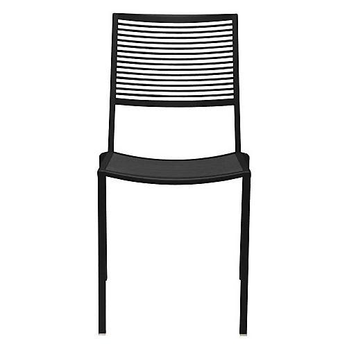 Easy Side Chair, Black