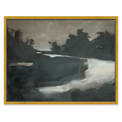 Mary H. Case, Evening Current II