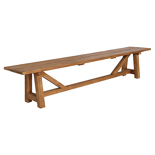 George Bench, Natural