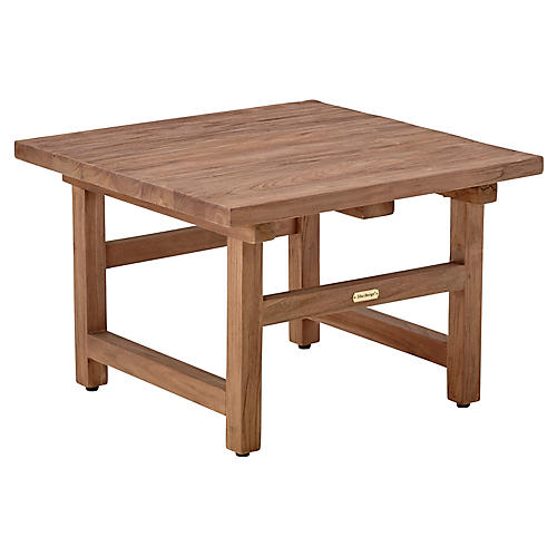 Alfred Side Table, Natural