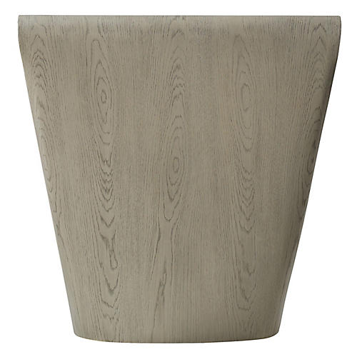 Shield Wall Console, Taupe