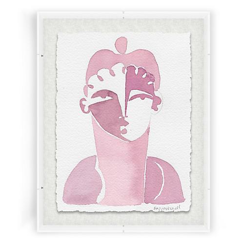 Hayley Mitchell, Eglantine Acrylic Box