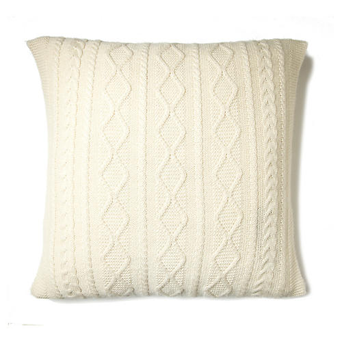 Howard 20x20 Pillow, Natural