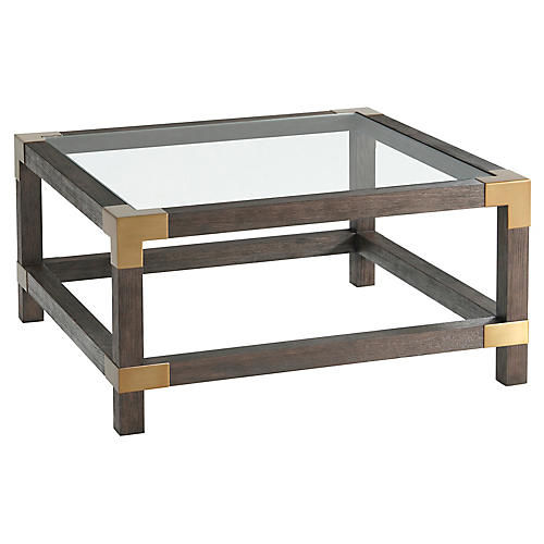 Morrison Coffee Table, Cardamon