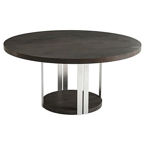Tambura Dining Table, Anise