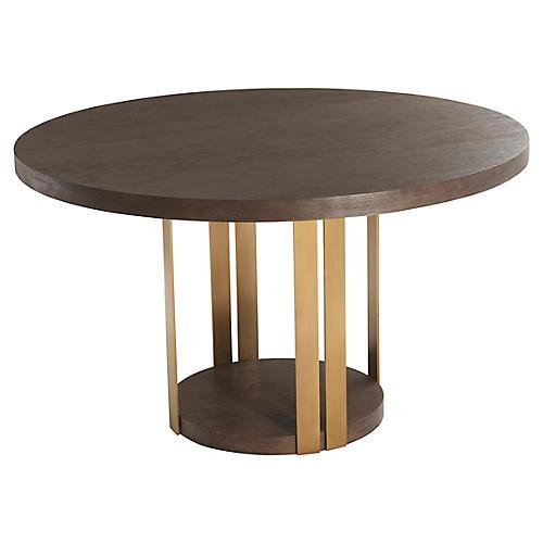 Tambura Small Dining Table, Cardamon