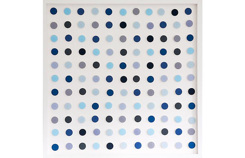 Dawn Wolfe, Blue Dot Square