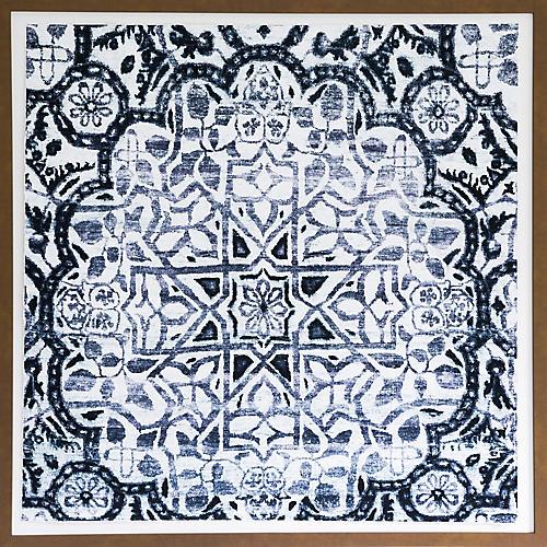 Dawn Wolfe, Black & Gray Rug