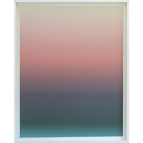 Dawn Wolfe, Sunrise Ombré-White