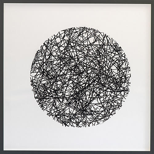 Dawn Wolfe, Black Straw Dimensional Circle