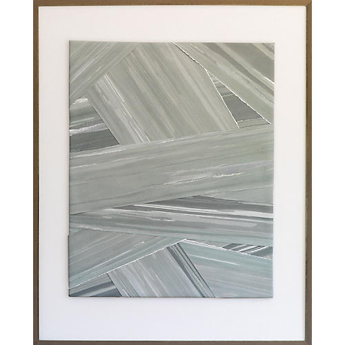 Dawn Wolfe, Wrapped Paper Abstract