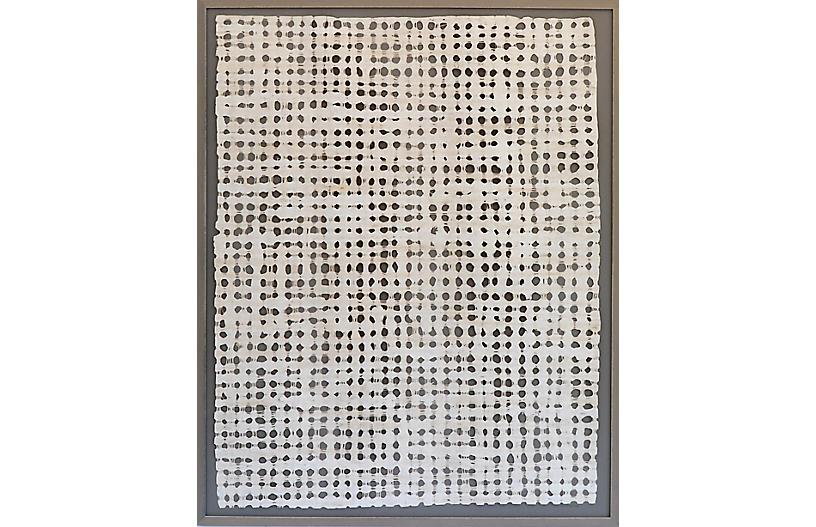 Dawn Wolfe, Paper Weaving