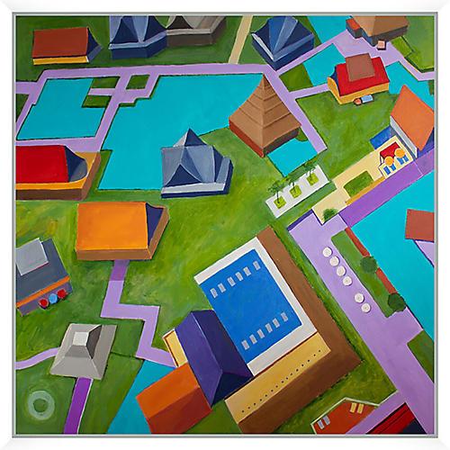 Toni Silber-Delerive, Pagoda Houses