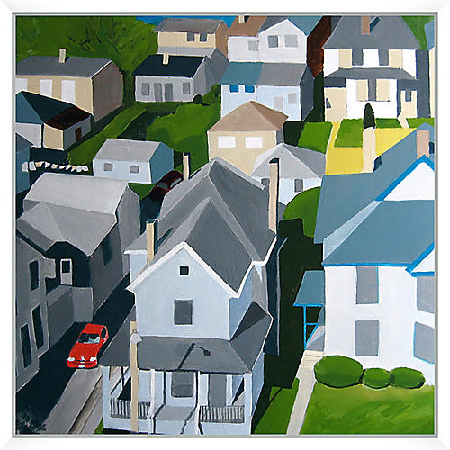 Toni Silber-Delerive, Urban Sprawl