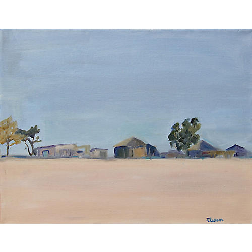 Eleanor Post, Botswana