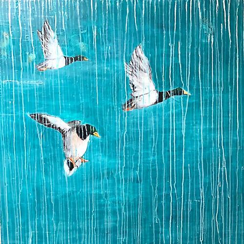 Katherine McClure, Summer Rain