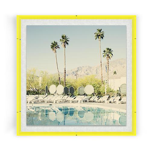 Christine Flynn, Pool Reflections