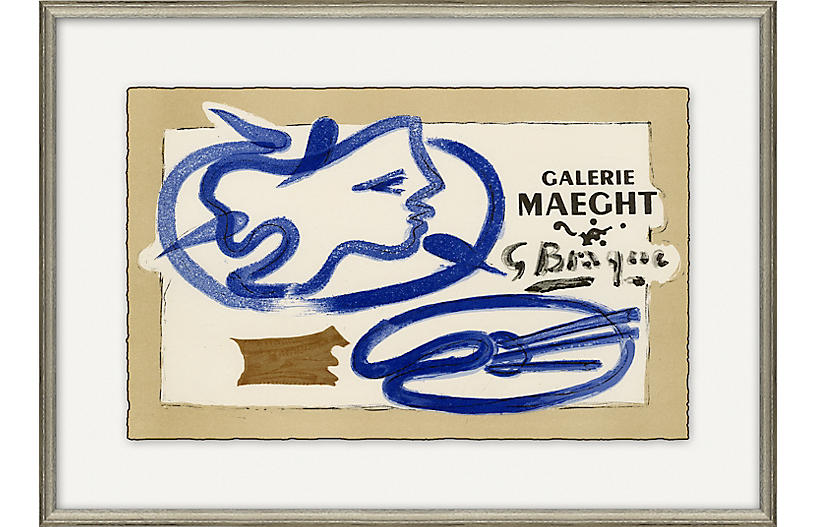 Gallery Maeght Poster