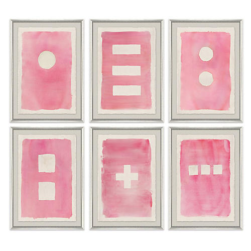 Tobi Fairley, Pink Wash Set
