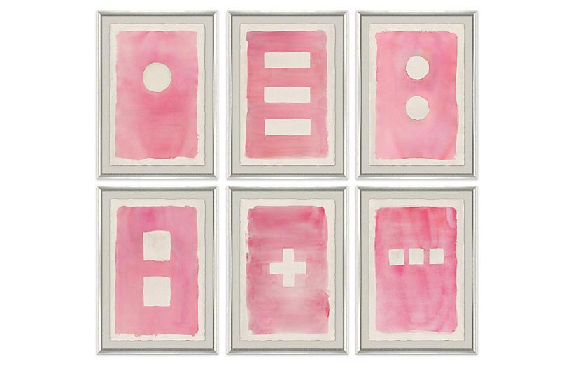 Tobi Fairley, Pink Wash Set