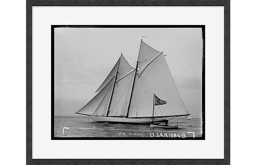 Sailboat Photo I