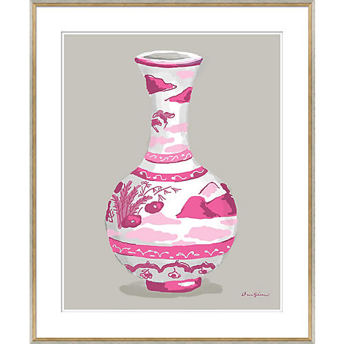 Dana Gibson, Indienne in Pink