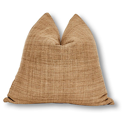Cait 24x24 Pillow, Camel