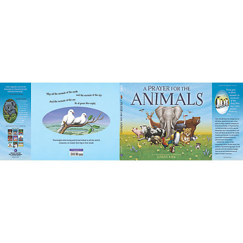 A Prayer For The Animals Kids' Book