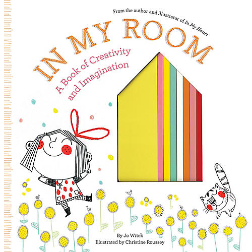 In My Room Kids' Book