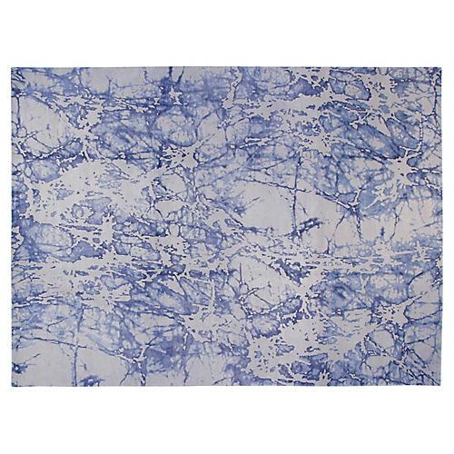 9'x12' Camden Rug, Gray/Blue