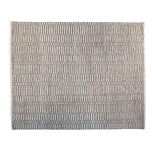 8'x10' Soho Rug, Gray