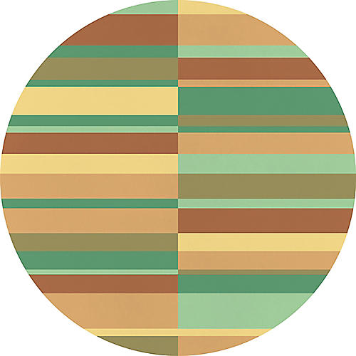 Brown/Green Primary Expression