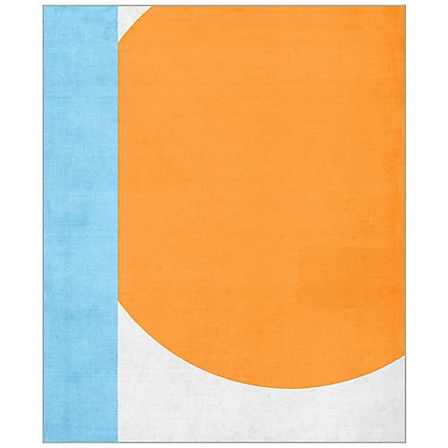 Lillian August, Bright Geometric II