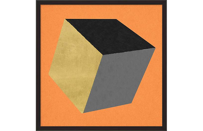 Christopher Kennedy, Golden Cube II