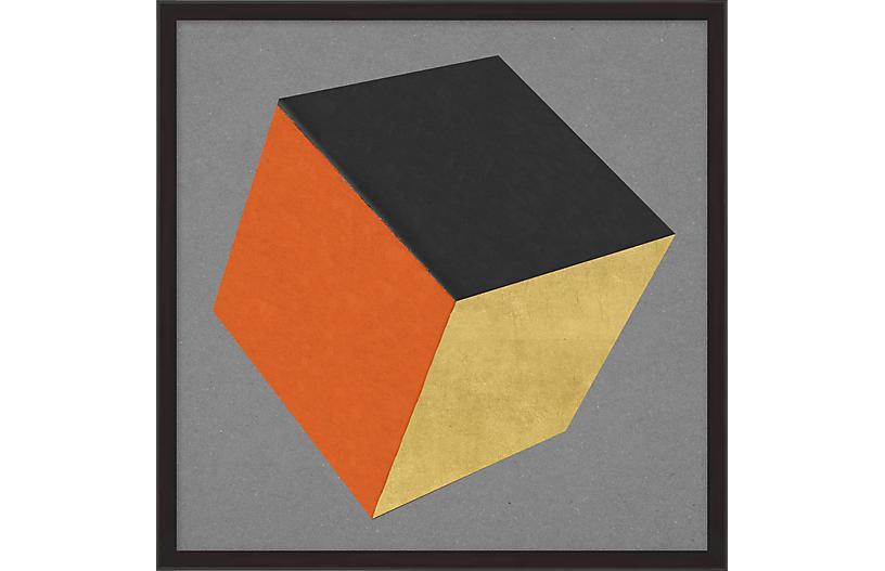 Christopher Kennedy, Golden Cube IX