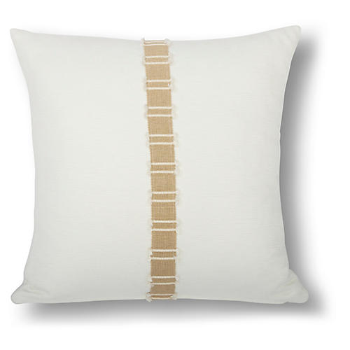 Midori 18x18 Pillow, Camel